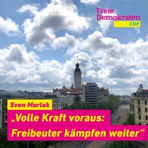 Fraktion Freibeuter kämpft weiter im Leipziger Stadtrat