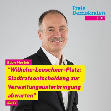 """Morlok (FDP): """"Haushaltsdefizit: Investieren statt sparen!"""""""