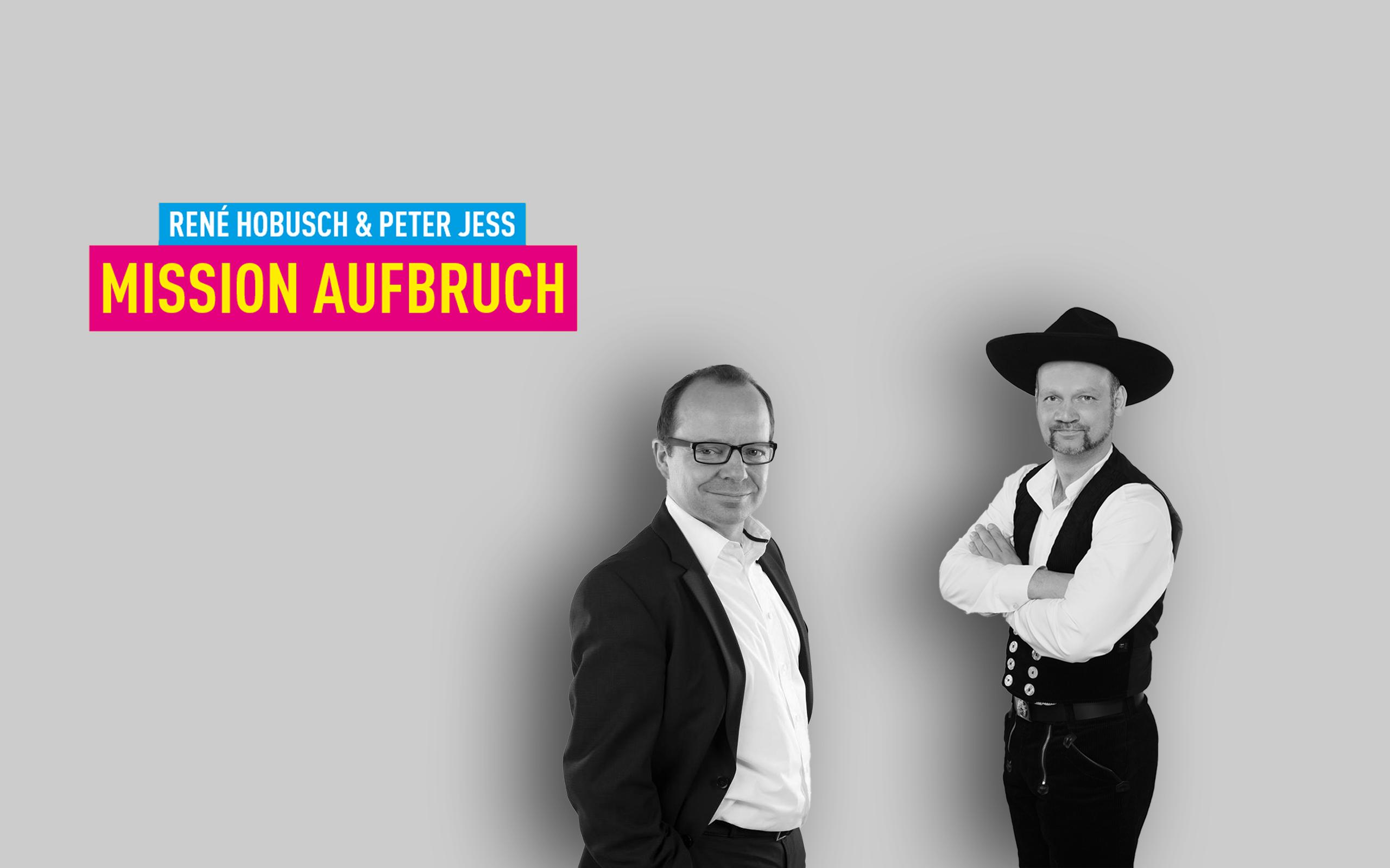 René Hobusch und Peter Jess BTW21 startseite