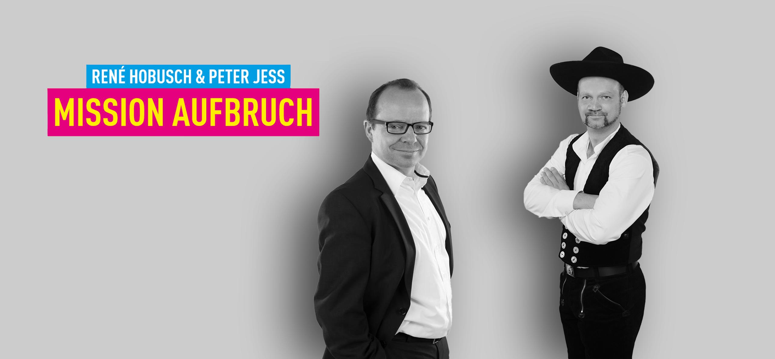 René Hobusch und Peter Jess BTW21